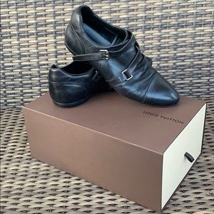 Louis Vuitton Men's Trinidad Buckle Shoes